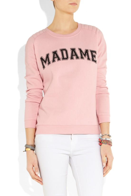 Who are you calling Madam? Sweatshirt by Zoe Karrsen